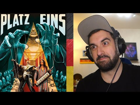 A German Reacts To... LINDEMANN - PLATZ EINS (Official Video) 🤘