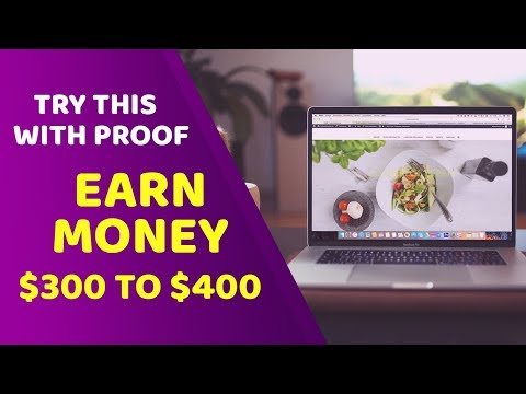 Earn online money $300 To $400  freelancer Work Mobile app design website design 100 % Proof