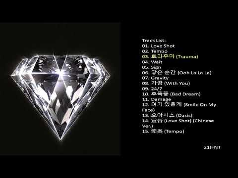 [ALBUM] EXO – LOVE SHOT – THE 5TH ALBUM REPACKAGE