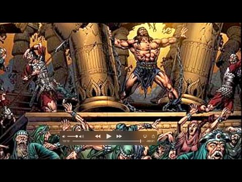 Who Was Samson ? Strongest Man Ever !