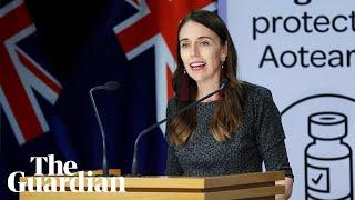 Jacinda Ardern announces 'trans-Tasman travel bubble' with Australia in pandemic milestone