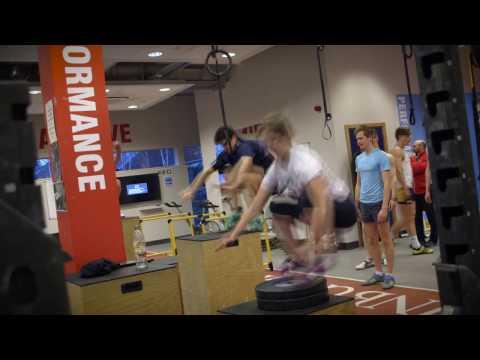 Performance sport at the University of Edinburgh