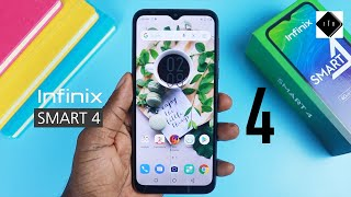 Infinix Smart 4 Unboxing and Review! Not what I expected. (English)
