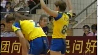 World Grand Prix 1999: Brazil x Italy
