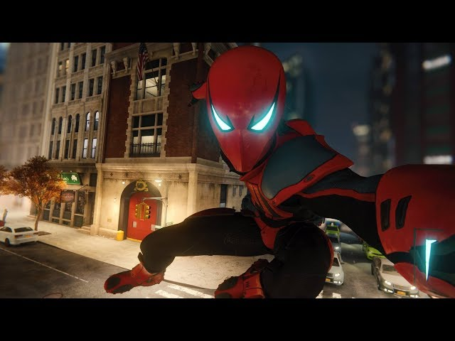 Spider-Man (PS4):  Finding the Ghostbuster's Firehouse