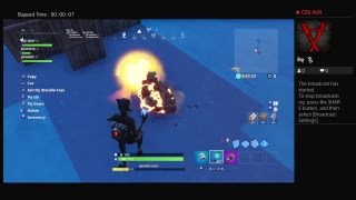 Genius world record at fortnite with C4