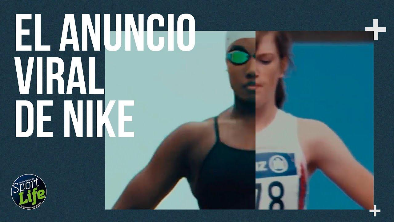 Aplastar Solo haz Empresario  El anuncio reivindicativo y viral de Nike | SPORT LIFE - YouTube