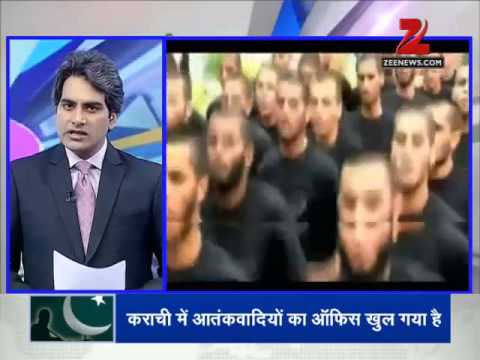 DNA: How terrorists are trained by Pakistan Navy with help of ISI