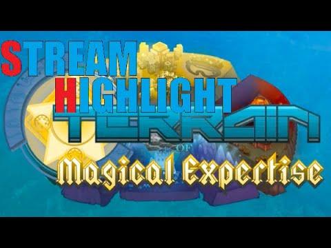 Terrain Of Magical Expertise: BerserkChip Stream Highlight  