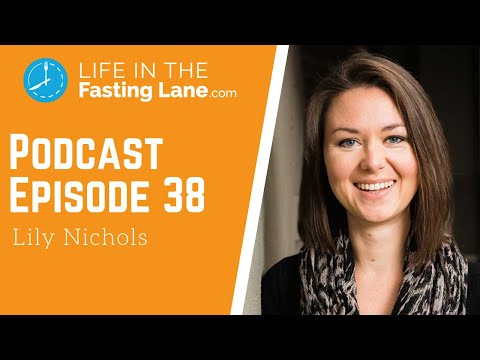 Podcast Ep38 - Is Standard Prenatal Nutritional Advice Best for Mother and Child? Lily Nichols, RD