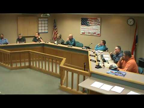 City of Centralia - General Government & Public Safety - November 13, 2017