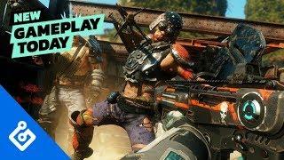 New Gameplay Today – Rage 2
