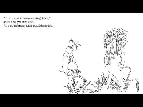 Shel Silverstein: Lafcadio, the Lion Who Shot Back