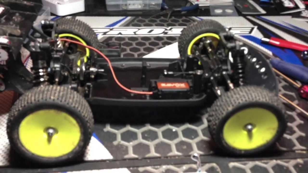 Losi Mini 8ight Savox 1357 Upgrade & Unboxing part 2