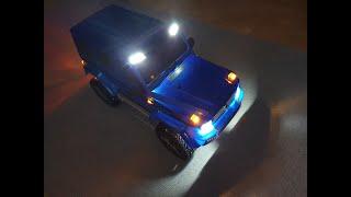 [RC카 LED] TRAXXAS TRX-4 G500 L…