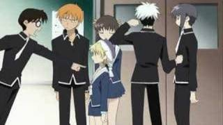 fruits basket funny moment 20