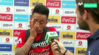 Christian Cueva: su situación extrafutbolística en Brasil y su futuro con la Selección Peruana