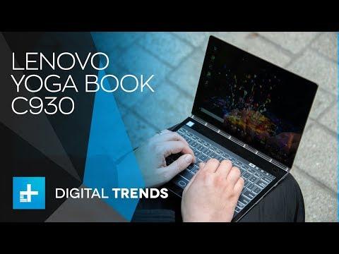 Lenovo Yoga Book C930 Review Youtube