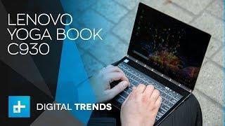 Lenovo Yoga Book C930 - Review