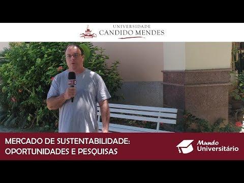 Mercado de sustentabilidade: oportunidades e pesquisas