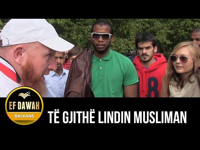 Të Gjithë Lindin Musliman