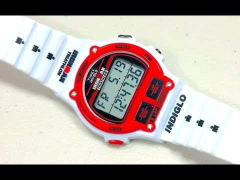 058a5d0091ee Timex Ironman Triathlon NA33 unboxing