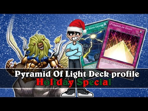 Holiday Special! - Pyramid Of Light Deck Profile 2019! Mp3