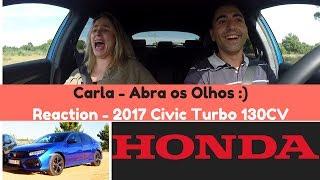 Carla com medo Epico » Reaction Series - Powered By Honda Civic Turbo 130cv