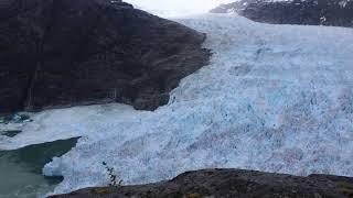 LeConte Glacier timelapse
