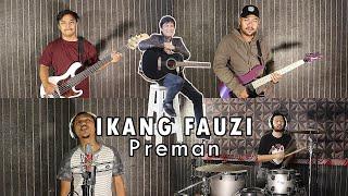 Ikang Fauzi - Preman | REGGAE COVER by Sanca Records