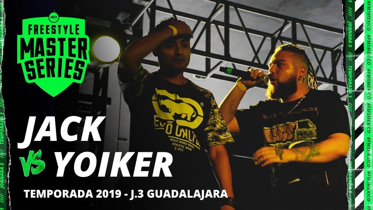 YOIKER VS JACK ADRENALINA FMS MÉXICO JORNADA 3 OFICIAL - Temporada 2019.