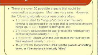 10. Unix Shell Scripting Tutorial - Advanced Scripting (Part 2)