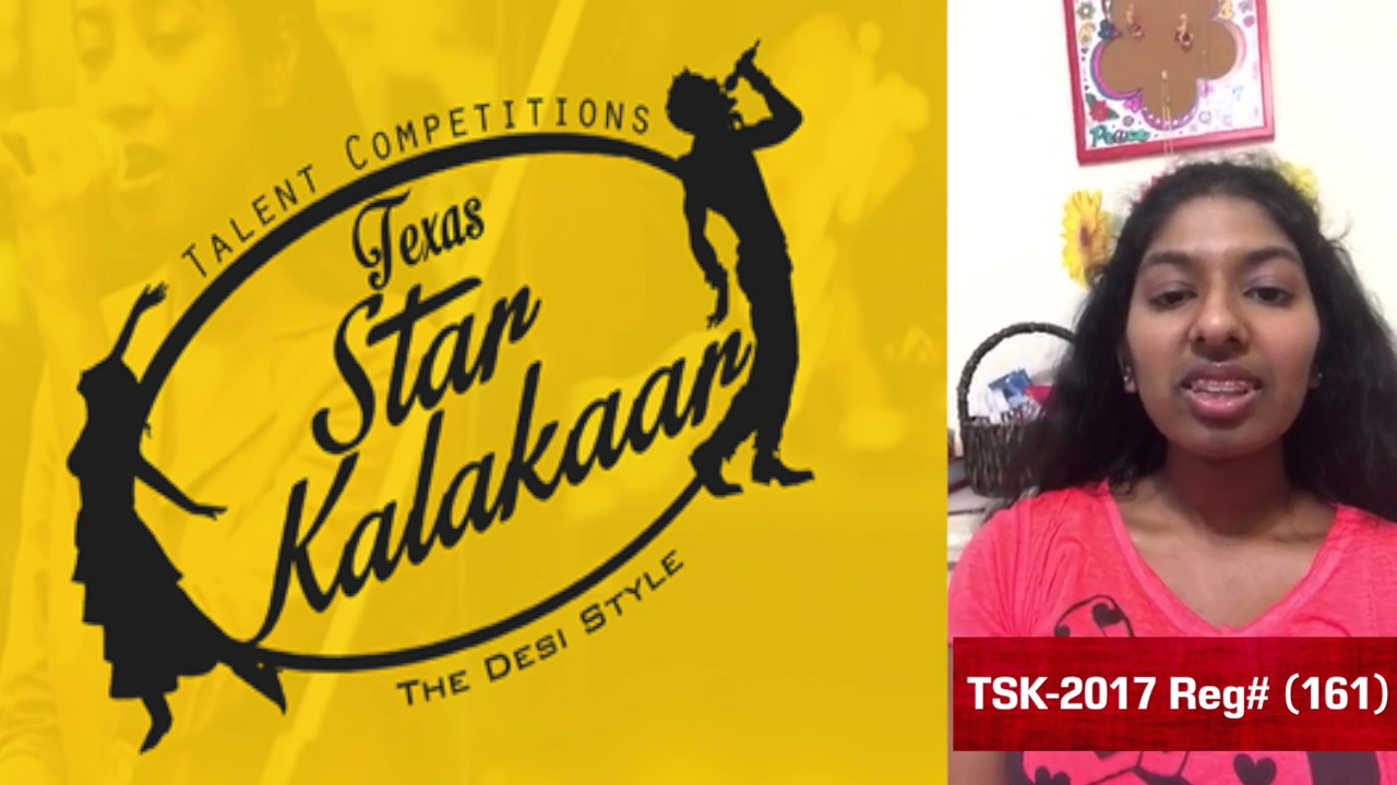 Introduction Promo - Texas Star Kalakaar 2017 - Reg #161