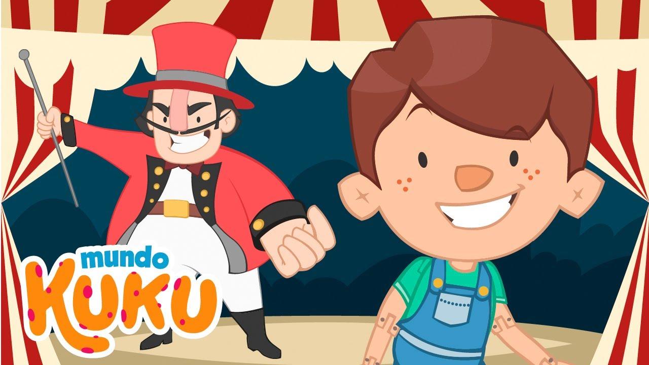 Pinocho (Cuento Infantil) - Mundo Kuku