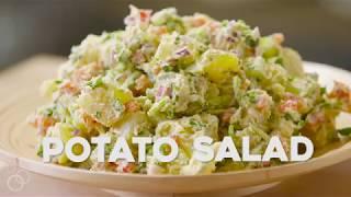 Mind-Blowing Vegan Potato Salad