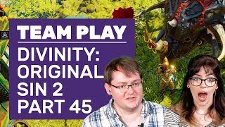 Let's Play Divinity Original Sin 2 | Part 45: Red Prince Fan Fiction