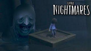 Little Nightmares DLC | THE DEPTHS - FULL PLAYTHROUGH thumbnail