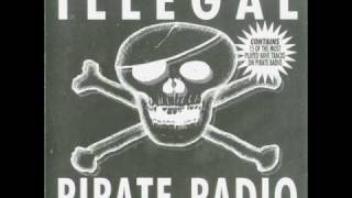 Alpha 1 - Citadel of Kaos - Illegal Pirate Radio 1994 94 old skool hardcore breakbeat