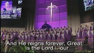 """Great God Great Vision Great Accomplishments"" FBCG Male Chorus"