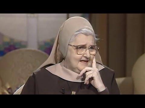 Мать Анжелика - 28.04.1992 - Воскресение и вера (рус. субтитры)