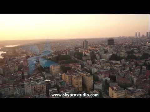 Kayıp Şehir Dizisi Havadan Video Çekimleri