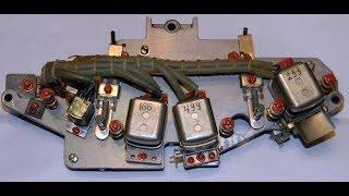 Электроника 004 перенастройка блока головок