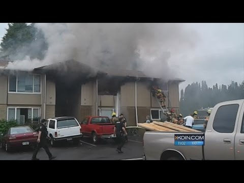 Man dies in Gresham apartment fire