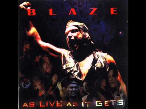 Blaze Bayley -  The Sign Of The Cross (As Live As It Gets)