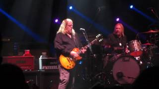 """Gov't Mule 12/31/16 """"Child Of The Earth"""" New York, NY, Beacon Theater"""