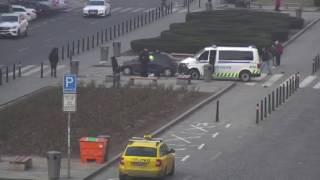 MPP: Mladík s nožem ohrožoval strážníky na Václavském náměstí v Praze