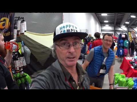 Ottawa Outdoor & Adventure Travel Show 2017 - day 2