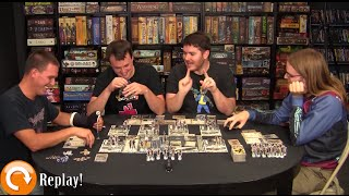 Board Game Replay - Dead of Winter