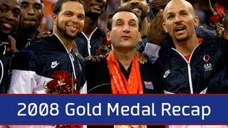 Winning Gold in 2008
