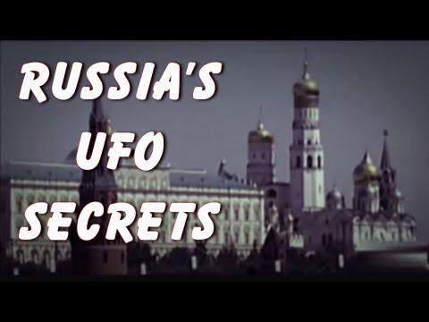 UFO Documentary - Russia's UFO Secrets Revealed: No More Lies